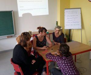 Workshop Flucht und Trauma
